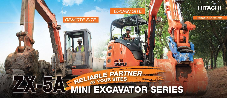 Hitachi Construction Machinery Asia & Pacific